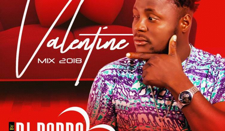 DOWNLOAD: DJ Baddo - Valentine 2018 Mix Ft  Wizkid, Gymie Carter