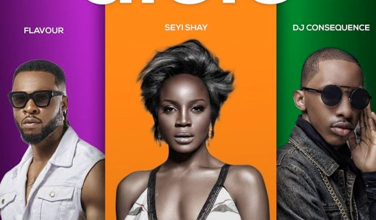 New Song: Seyi Shay - Alele Ft  Flavour & DJ Consequence