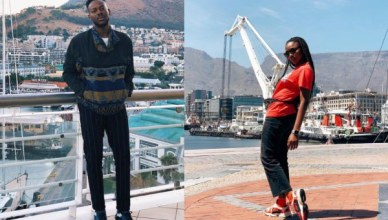 Adekunle Gold And Simi Enjoy Honeymoon In South Africa