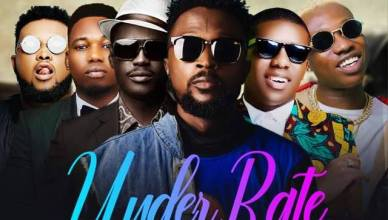 TM9JA Ft. Sound Sultan, Small Doctor, Chinko Ekun, Qdot & Zlatan - Underrate (Refix)
