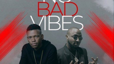 King98 - No Bad Vibes Ft. Davido