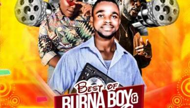DJ Sagacious – Best Of Burna Boy x Teni
