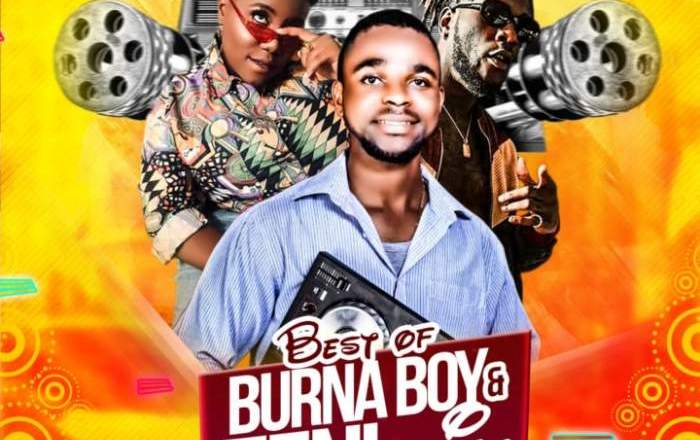 DOWNLOAD MIX: DJ Sagacious – Best Of Burna Boy x Teni