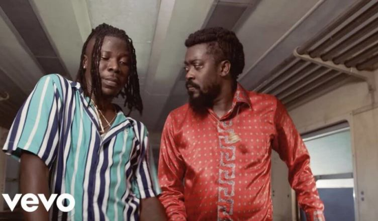 DOWNLOAD SONG: Stonebwoy – Shuga Ft  Beenie Man