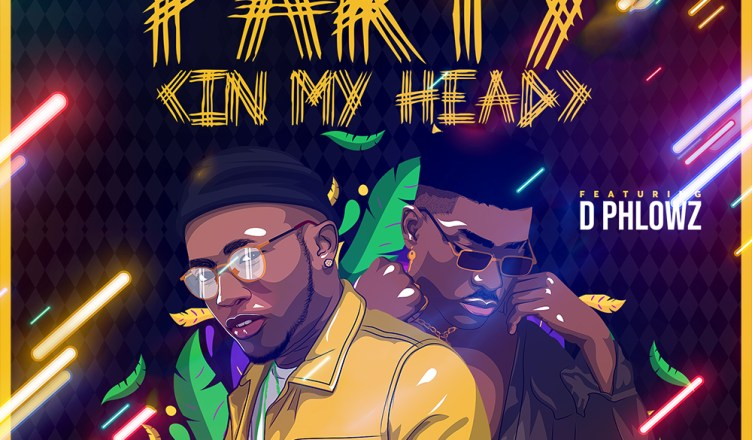 DOWNLOAD SONG: DJ Kentalky - Party (In My Head) Ft  D Phlowzd