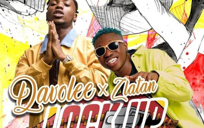 DOWNLOAD SONG: Davolee – Lock Up Ft  Zlatan