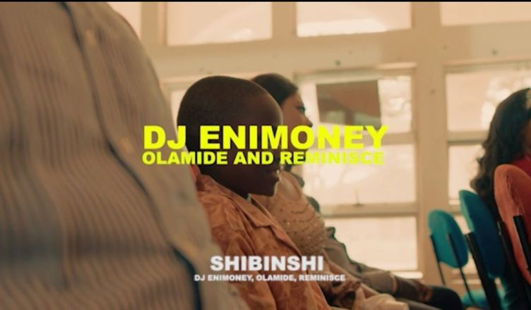 DJ Enimoney - Shibinshii Ft. Olamide & Reminisce