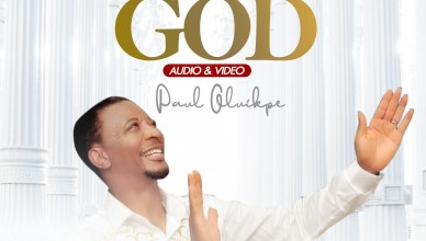 Paul Oluikpe - You Are God
