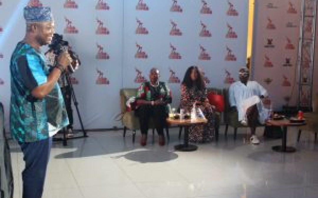 LASG, Ebonylife Feature Kaffy's Imagneto, Lagos Dance Troupe, Others At 'Eko Dance'
