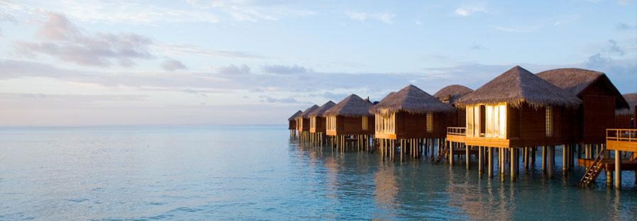 Att bo direkt på vattnet är harmoniskt