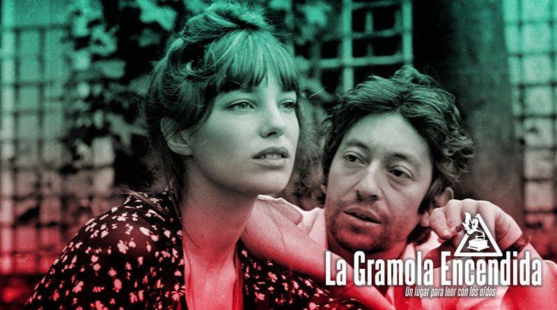 El amor sin límites, la desgarradora historia de Jane Birkin y Serge Gainsbourg.