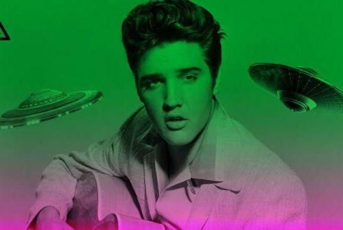 ¿Era Elvis un extraterrestre?