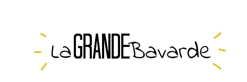 logo blog site www.lagrandebavarde.com LGB