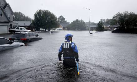 Les inondations en Caroline du Nord sont un problème mondial qui frappera le plus durement les pauvres