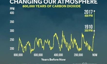 Nous sommes la dernière génération qui peut changer le cours du changement climatique