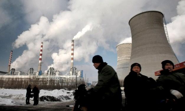 Les environnementalistes disent que Pékin exporte un modèle de croissance très polluant