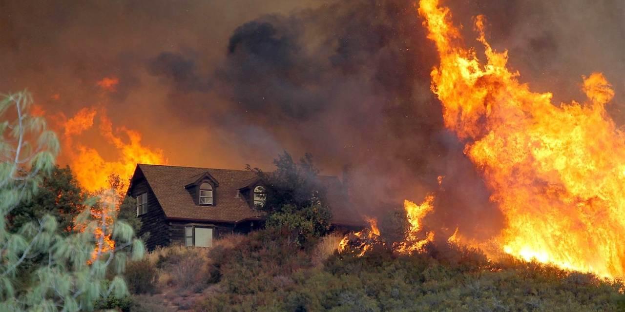 Les chiffres folles derrière les catastrophes liées au climat en 2017 aux États-Unis