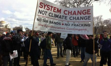 Changer le système et non pas le climat : luttes écologiques dans l'ère néolibérale