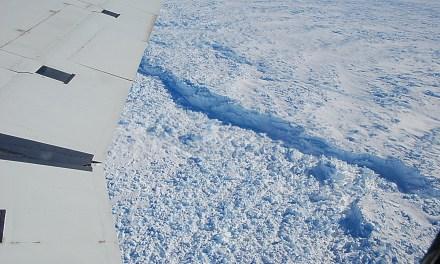 Si/quand seulement deux glaciers dans l'Antarctique fondent, les villes côtières du monde entier inonderont