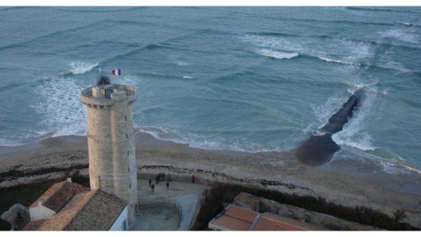 ¡Olas cuadradas! El hipnotizante y peligroso espectáculo del océano que parece de otro mundo