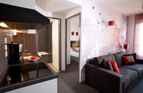Aparthotel Strasbourg Wilson Rsidence Strasbourg
