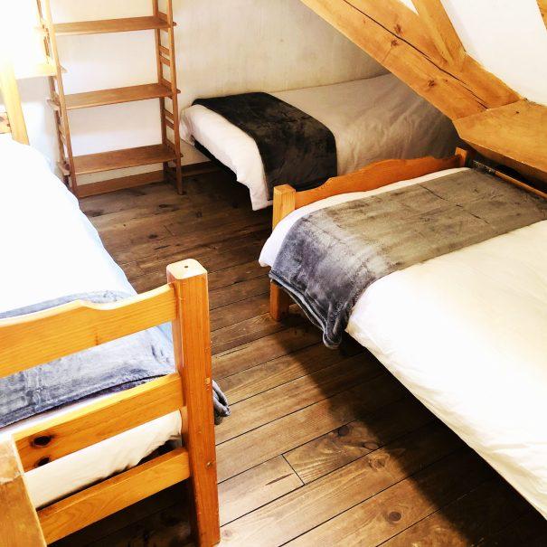 Chambre 5 - 3