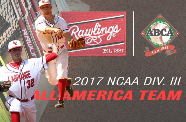 Baseball: Broaderick, Butcher named to ABCA/Rawlings All-America second team