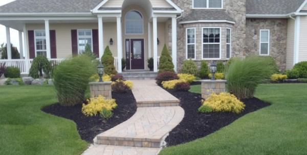 custom landscaping business