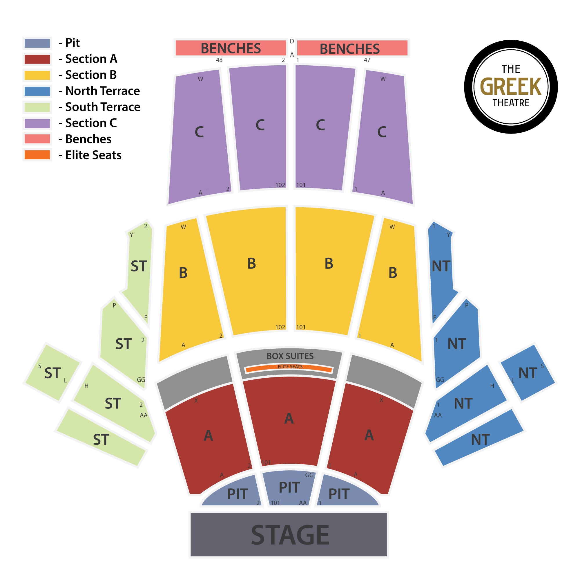 greek stage diagram breaker box wiring theater seating chart brokeasshome