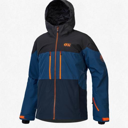 veste ski homme écologique et éthique
