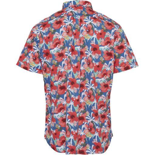 chemise manche courte coton bio