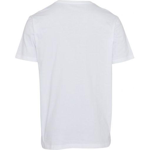 T-shirt blanc coton biologique
