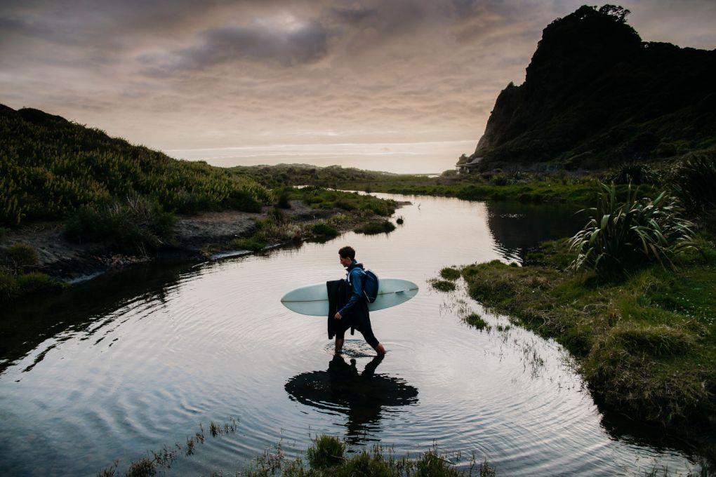 knowledgecotton apparel surf
