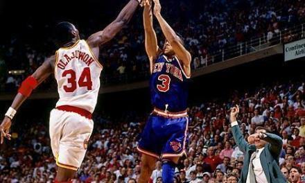 Finale NBA 1994 : Et Hakeem effleura le ballon…