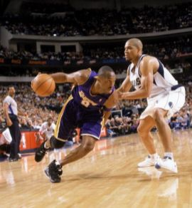 En defense sur Kobe