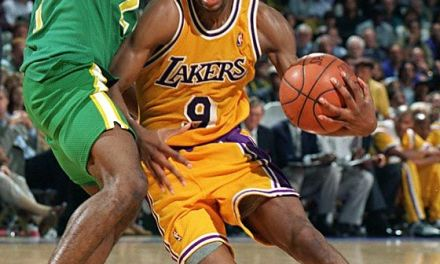 Nick Van Exel highlights