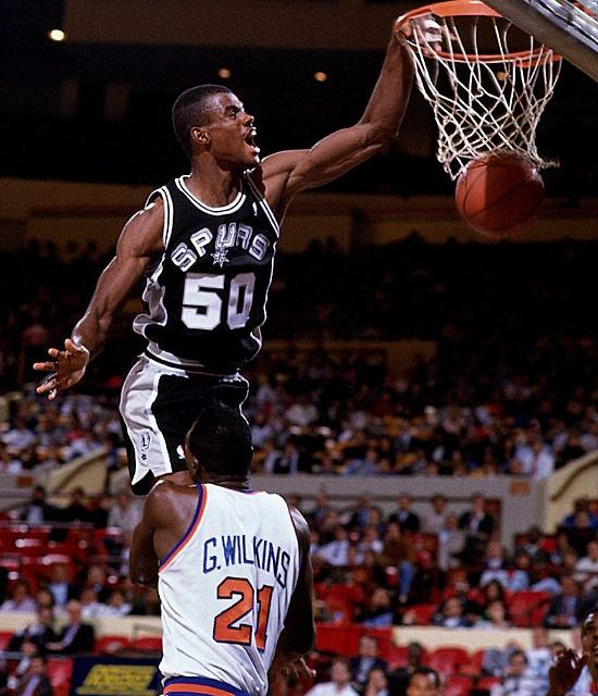 David Robinson highlights
