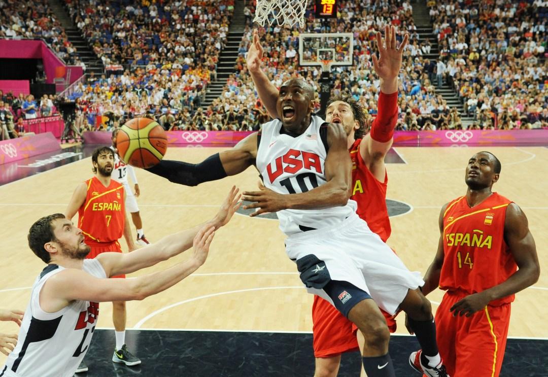 USA Espagne 2012