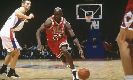 Open McDonald's 97 : Jordan et les Bulls à Paris