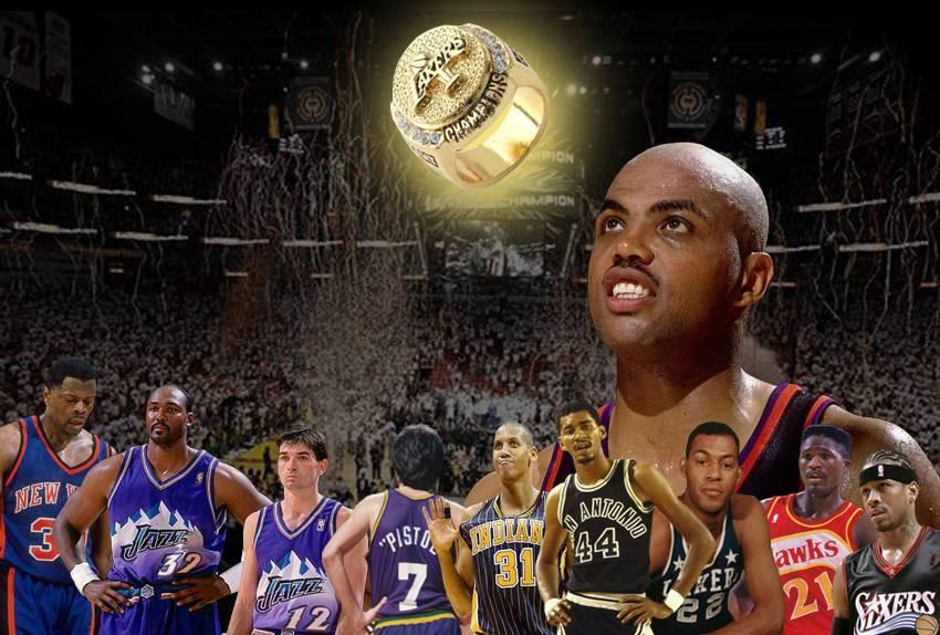 bague NBA