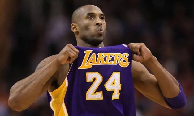 Kobe Bryant de nouveau au sommet…