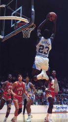 Jordan dunk north carolina