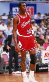 Jordan rookie