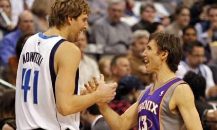 Dirk Nowitzki et Steve Nash : destins croisés