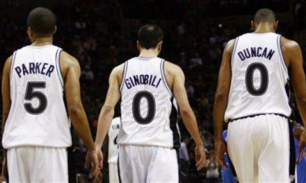 Le big three des Spurs passe la barre des 500