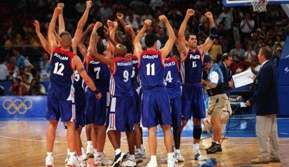 Equipe de France Sydney 2000