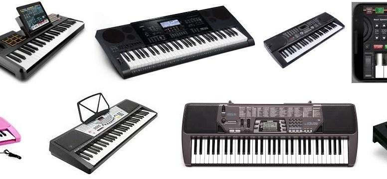 Cara Memilih Alat Musik Keyboard