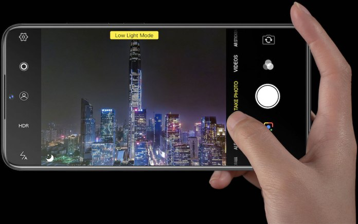 Dual Rear Camera VIVO V11