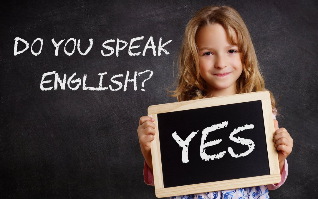 Learning English as a Second Language for Young Learners