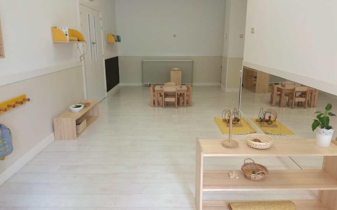Beneficios de las escuelas infantiles en Hortaleza, Madrid